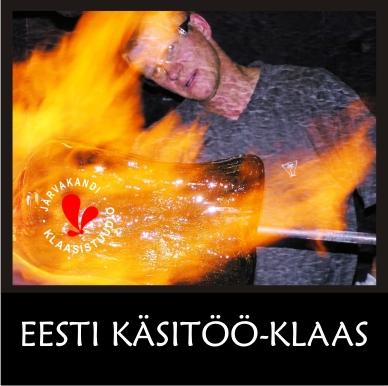 Eesti käsitöö-klaas. Järvakandi Klaasistuudio